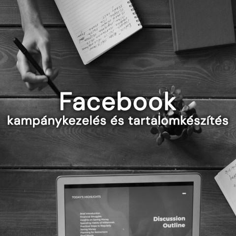 Online marketing ügynökségünk része a Facebook kampánykezelés és tartalomkészítés