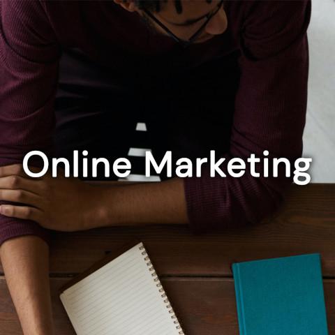 Online marketing ügynökségünk része az online marketing