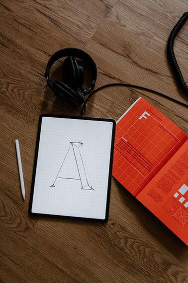 tipográfia a webdesign-ban