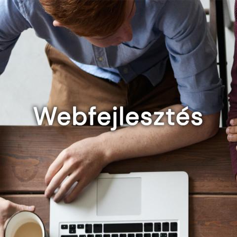 Online marketing ügynökségünk része a webfejlesztés